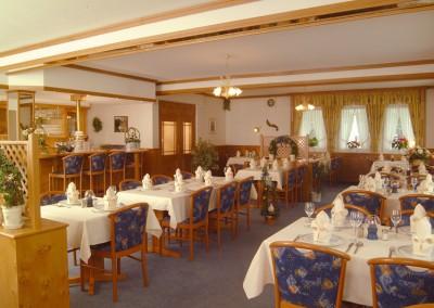 Hotel Flurschütz - Speise- und Frühstückssaal