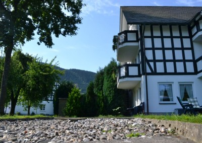 Hotel Flurschütz - Barfußpfad
