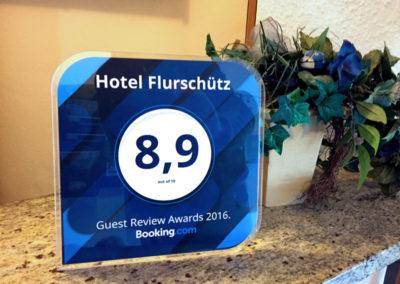 Unsere Gäste bestätigen Qualität und Service