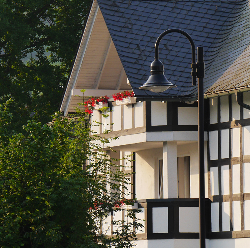 Hotel Flurschütz - Zimmer mit Balkon