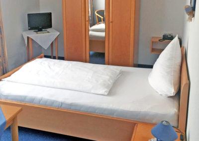 Einzelzimmer - Hotel Flurschütz