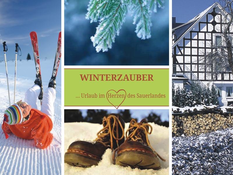Pauschalangebot Winterzauber