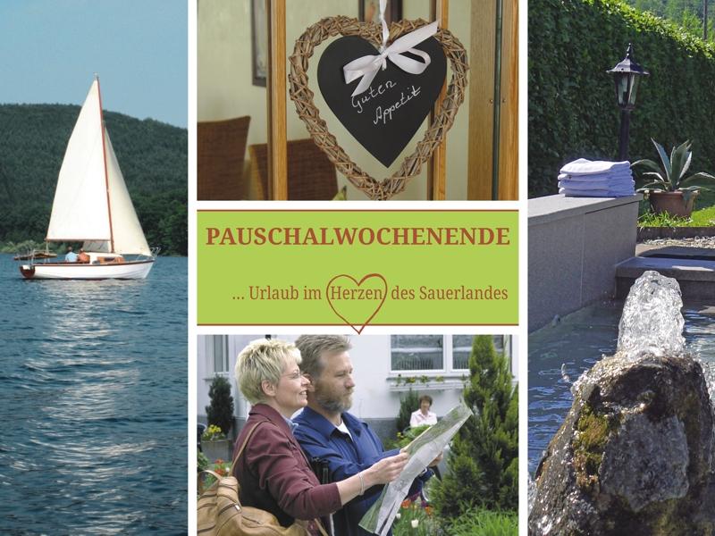 Pauschalangebot Wochenende im Sauerland