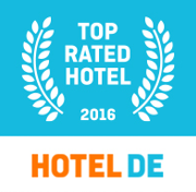 Top rated Hotel auf hotel.de