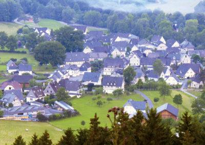 Fachwerkdorf Saalhausen