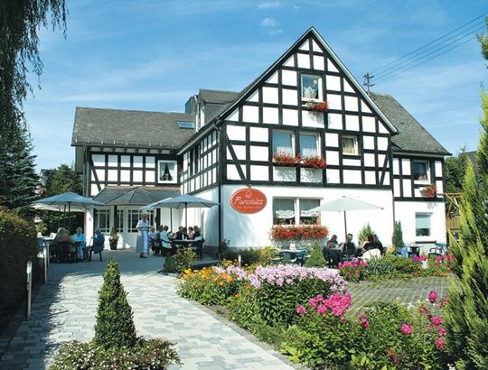 Hotel Restaurant Flurschütz in Lennestadt Saalhausen
