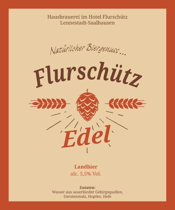 Flurschütz Edel Landbier