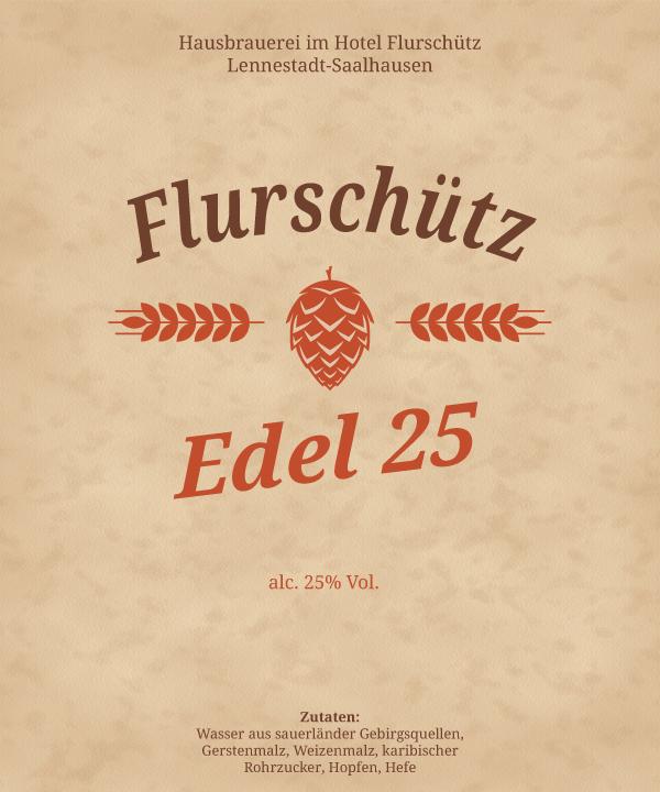 Flurschütz Edel 25