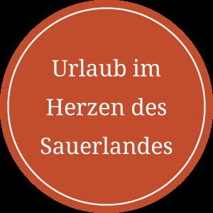 Urlaub im Herzen des Sauerlandes