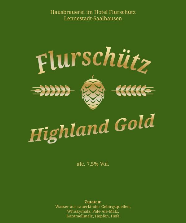 Flurschütz Highland Gold